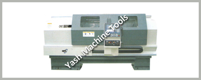 WM Series Flat Bed CNC Lathe