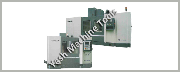 WM Series Vertical Machining Center